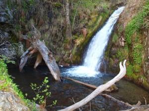 Cascada Fuente del Azufre