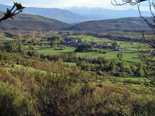 El valle de Noceda