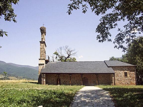 ermita de las chanas NOCEDA